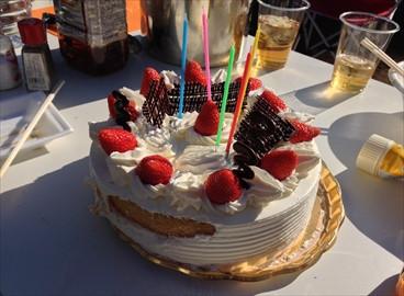 ♡ 誕生日にBBQでサプライズパーティー ♡