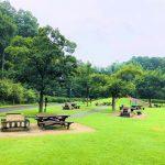 秋葉の森総合公園BBQ場♡