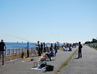バーベキューレンタル ゴードン こてつブログ-城南島海浜公園 バーベキュー