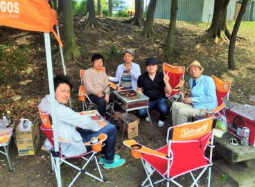 大井ふ頭公園 バーベキューレンタル